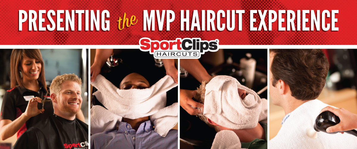 The Sport Clips Haircuts of 13th St. Shoppers MVP Haircut Experience